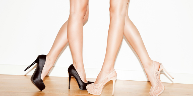 High heels Bad for your Health