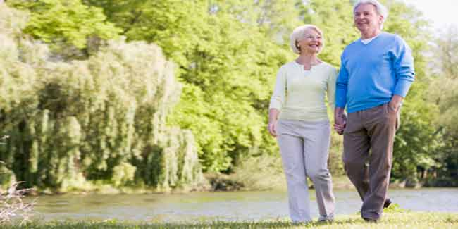Short Walks may cut Diabetes Risk in Older People
