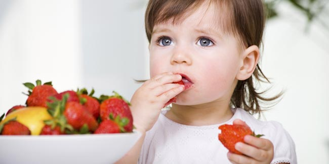 Diet at the age of three determines risk of Heart Diseases