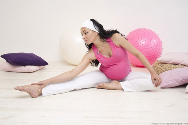 10 ways to relieve back pain during pregnancy
