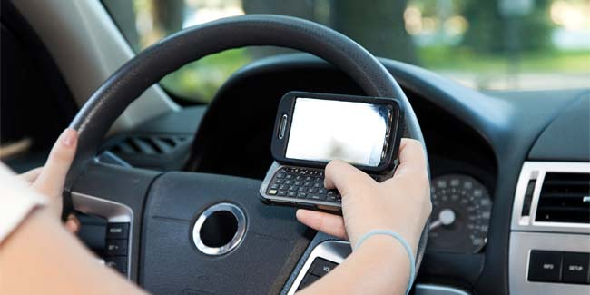 Texting while Driving: A National Epidemic