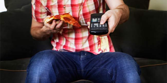 Eating while Watching TV may make you Fat