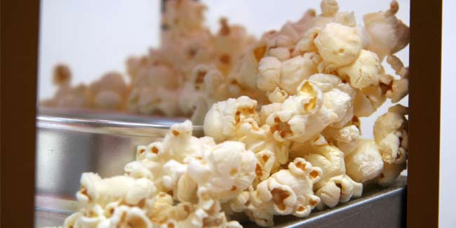 Chemical in Microwave Popcorn Bad for Heart