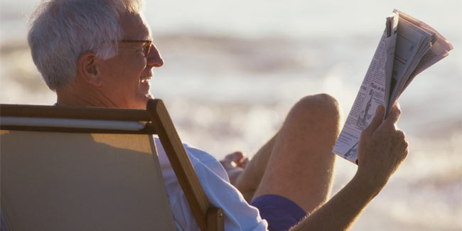 Don't Retire Early for Long, Healthy Life