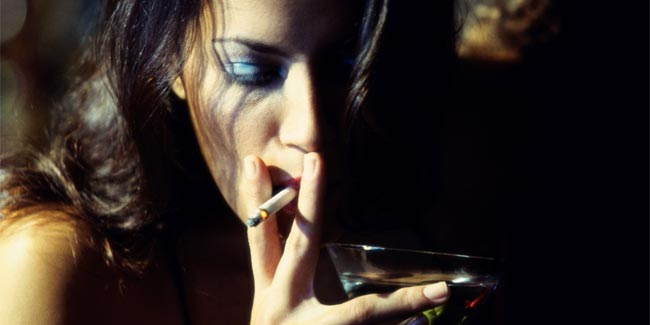 Youth following Lethal 'Smoking' Alcohol Trend