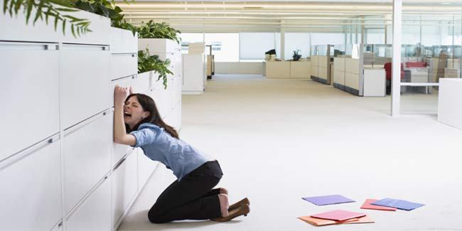 Stressful Workplace may Affect Your Immune System