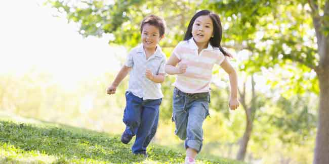 Kids Less Fit than Parents were at their Age