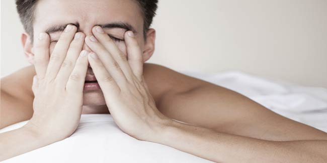 Insomnia puts Men at the risk of Heart Attacks