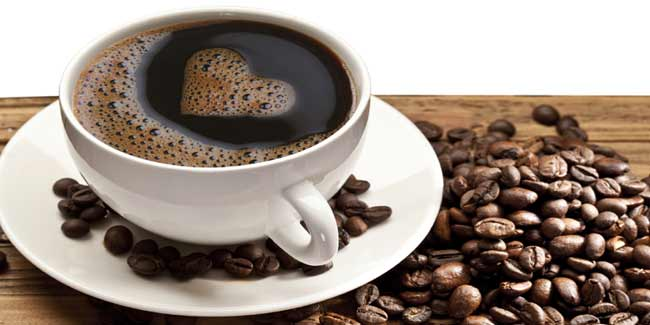 Caffeinated Coffee Can Help Ward Off Heart Diseases