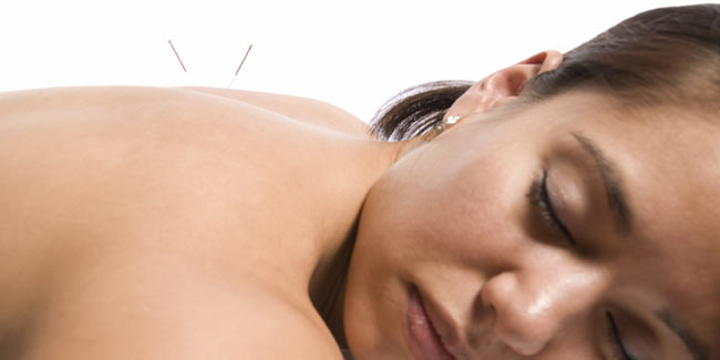 Using Acupuncture is a Natural and Safe Way to Treat Anxiety
