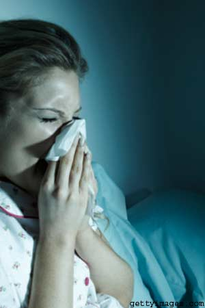 Taking Anti-fungal Drug can make Flu Worse