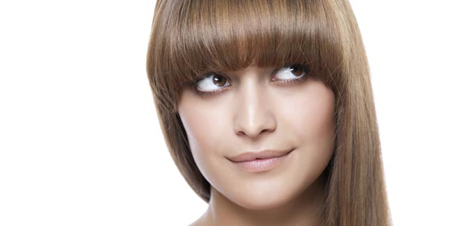 Sport a Fringe this Summer with Little Hair Care