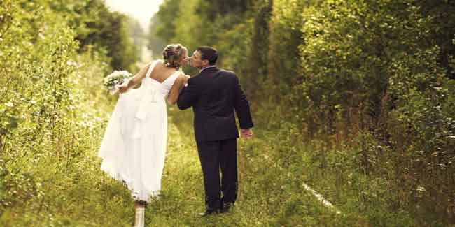 Trust your Gut Feeling when it comes to Wedding