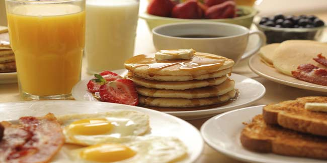 Eating a Heavy Breakfast can Help Fight Infertility in Women