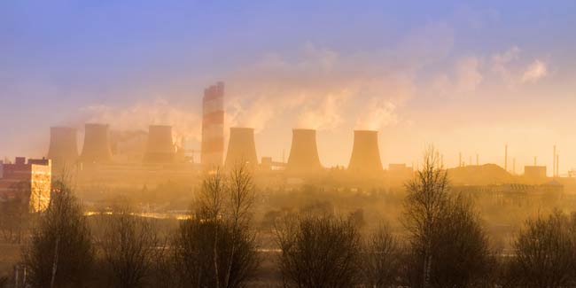 Air Pollution Ups the Risk of Heart Attack