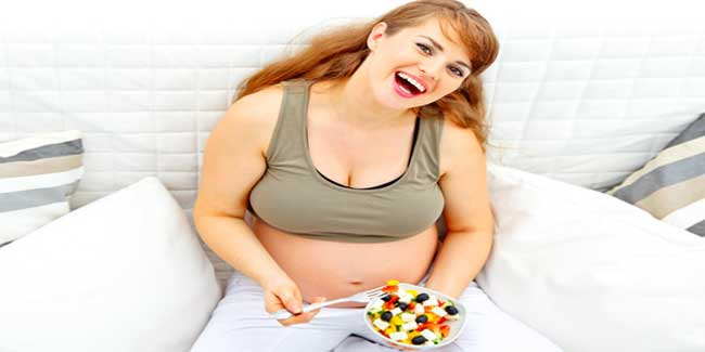 Pregnancy Diet Plan for Overweight Women
