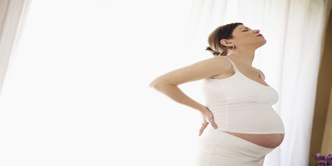 All about Back Pain during your Pregnancy