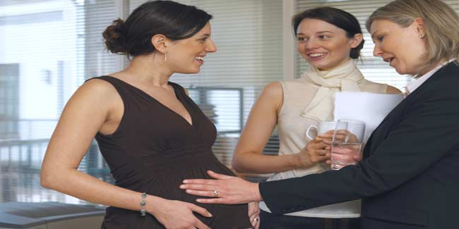 Empower your Office Wardrobe for the 9 Months of Pregnancy