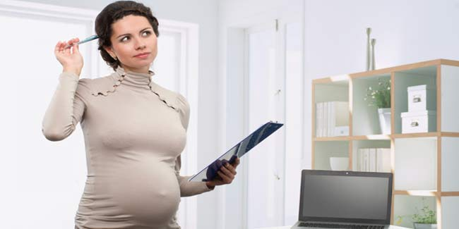 Should you Look for a Job Change when Pregnant?