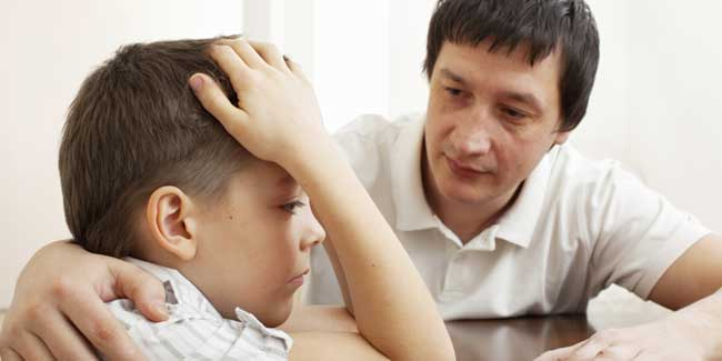 Kids with Head Injuries more likely to be Depressed