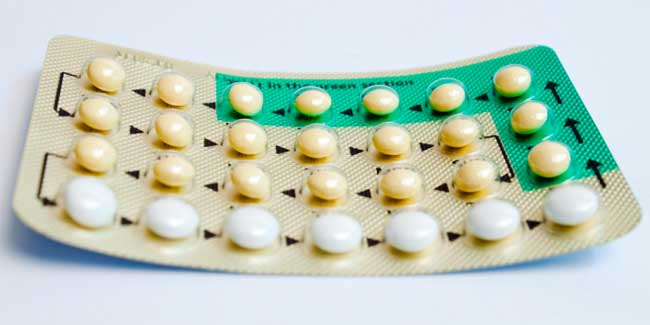What are the different Types of Birth Control Pills?