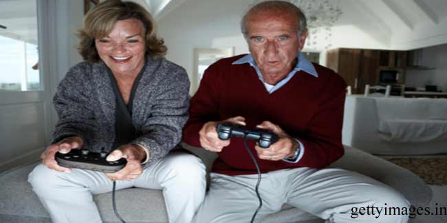 Play newly developed 3-D video game to increase cognitive perfomance