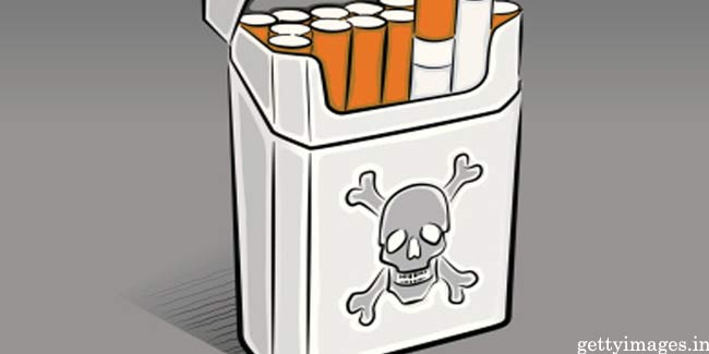 Pictorial Warnings on Cigarette Packets Don't Influence Teen Smokers