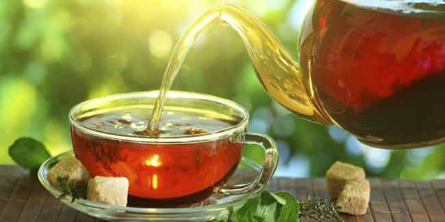 A Cup of Tea Can Boost your Brain Power and Increase Alertness