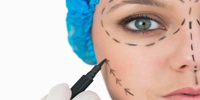 Remove the Scar from your face with Cosmetic Surgery