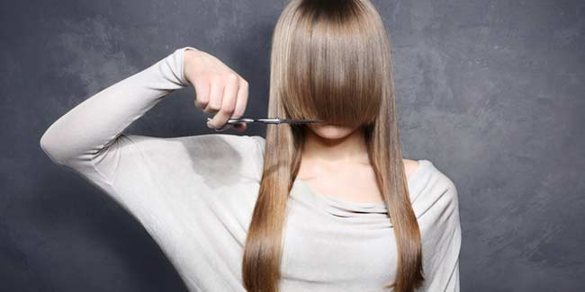 Cut Time at the Salon by Cutting your Hair at Home