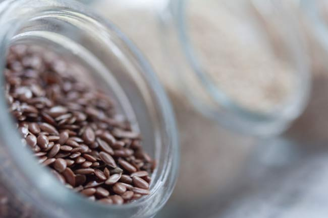 Include Flax Seeds in your Diet