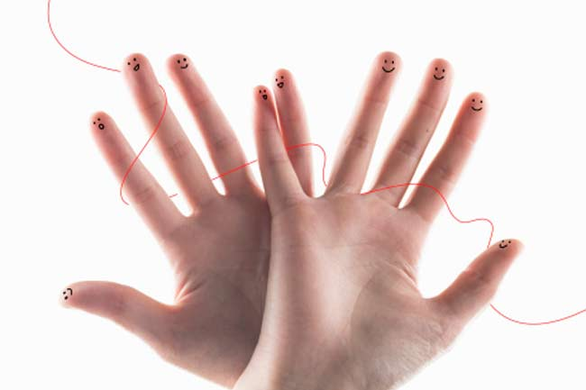 The Unusual and Peculiar Facts about Fingers
