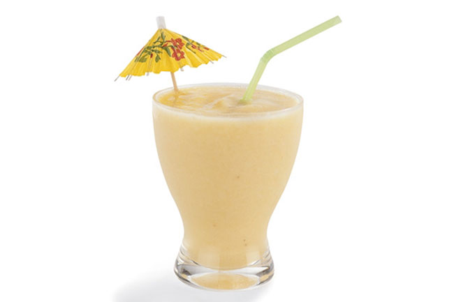 Pineapple Crush Smoothie