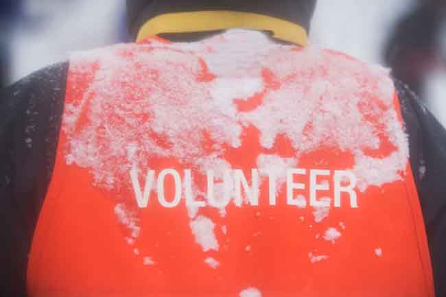 Volunteer and Give Others