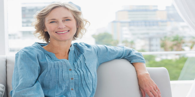 Dietary Beauty Boosts for the Skin and Hair during Menopause
