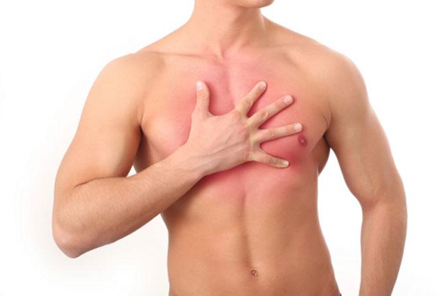 Image result for छाती में दर्द