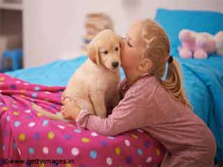 Relationship between Children and Pets