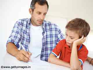Role of Parents in helping Children overcome Exam Related Stress