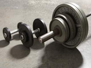 Heavyweight V/s lightweight lifting