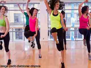 Zumba Dance Routine for Fitness