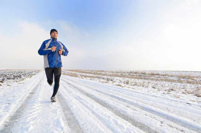 Myth:You Shouldn't Workout in the Cold.