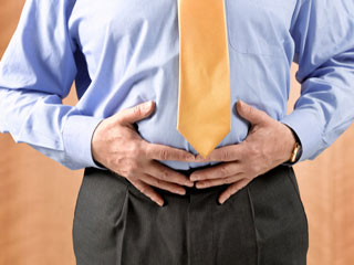 What are the symptoms of Rapid Gastric Emptying?