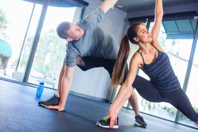 More than Obvious Benefits of Exercising