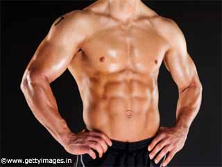 Six packs abs in 6 minutes