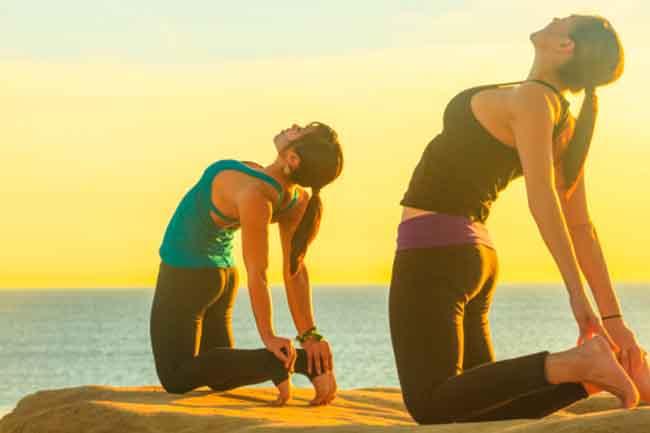 Ustrasana to Reduce Belly Fat