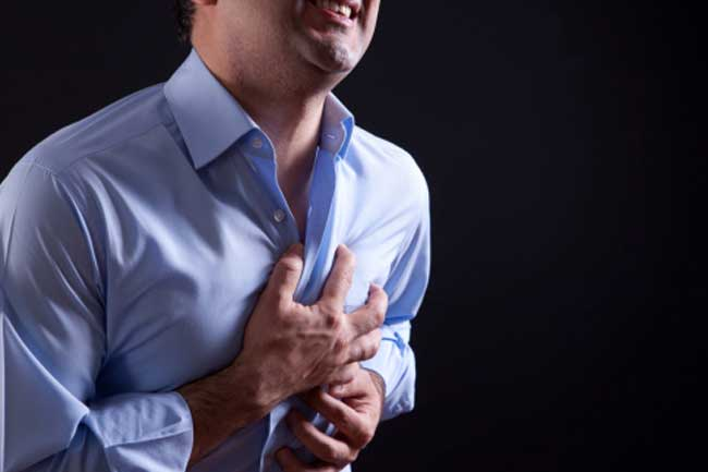 #Things that Happen During a Heart Attack