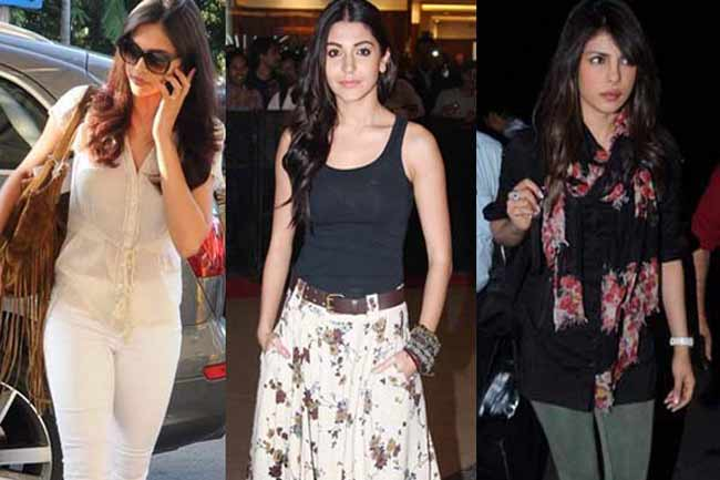 Celebrate Valentine's Day with Bollywood Actresses