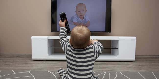 Three Hours of TV a Day can Harm a Child's Development