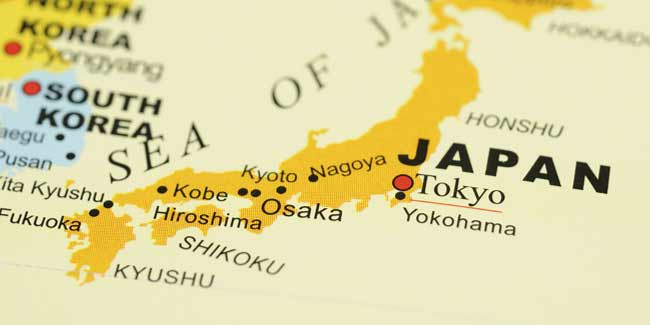 Record Fall in Japan's Population