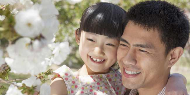 8 Traits of a Great Father
